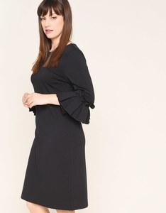 Viventy - Jerseykleid mit Volant-Ärmeln