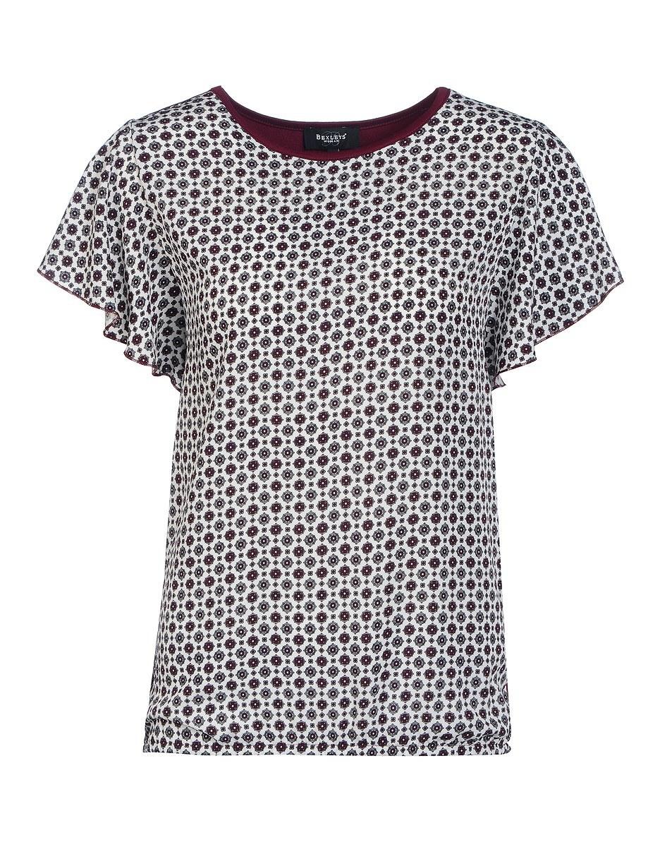 Bild 1 von Bexleys woman - Shirt mit Volant