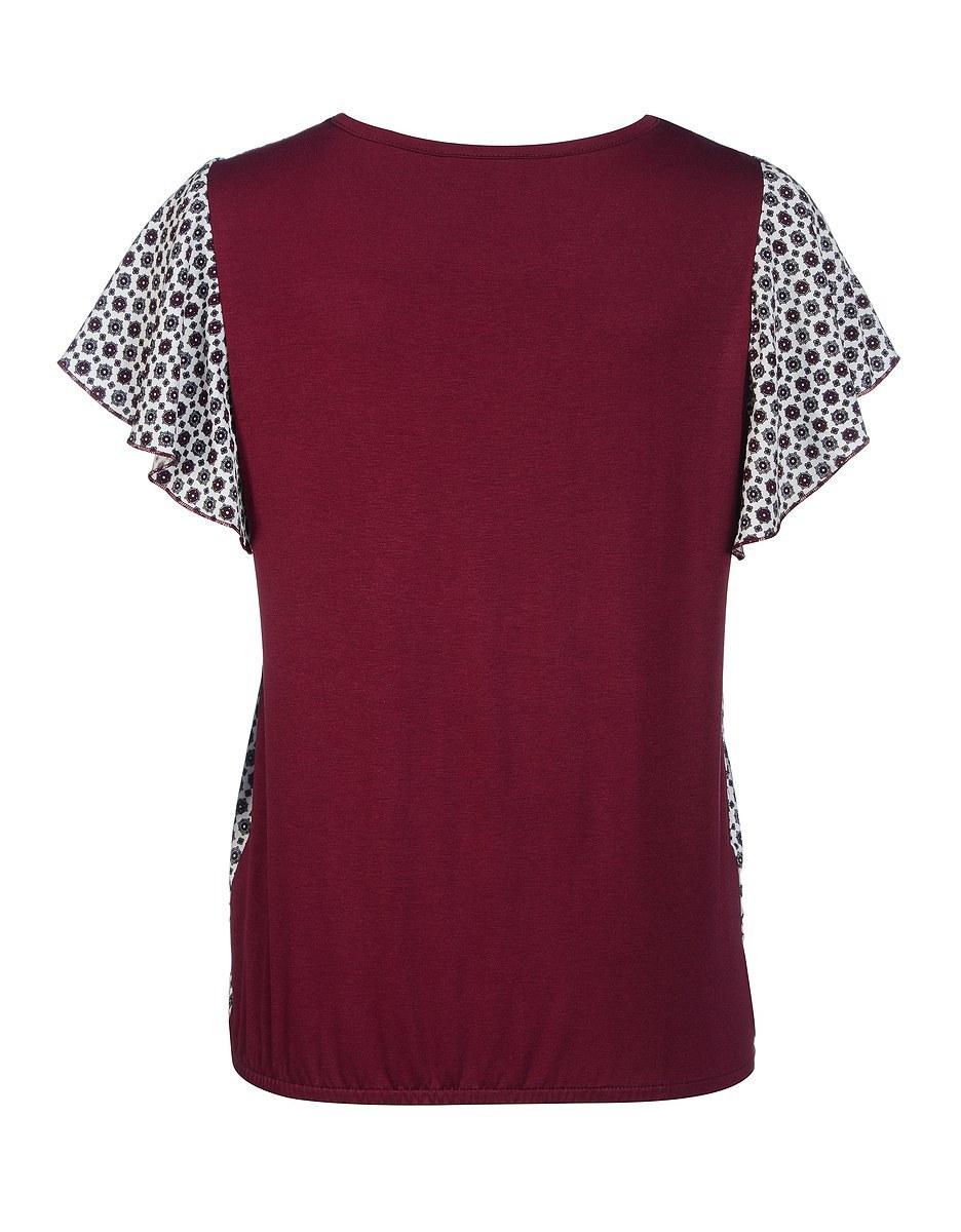 Bild 2 von Bexleys woman - Shirt mit Volant