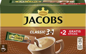 JACOBS  							3 in 1 oder 2 in 1