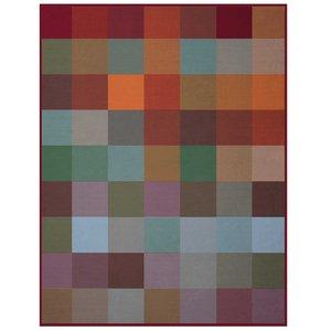 Biederlack Kuscheldecke   Squares&Plains 150x200cm