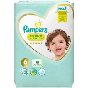 Pampers Windeln premium protection Gr. 6 (13+ kg)