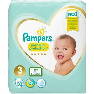 Pampers Windeln premium protection Gr. 3 (6-10 kg)