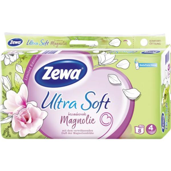 Zewa Toilettenpapier Ultra Soft bezaubernde Magnolie