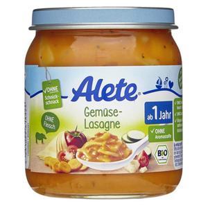 Alete Bio Gemüse-Lasagne 0.50 EUR/100 g (6 x 250.00g)