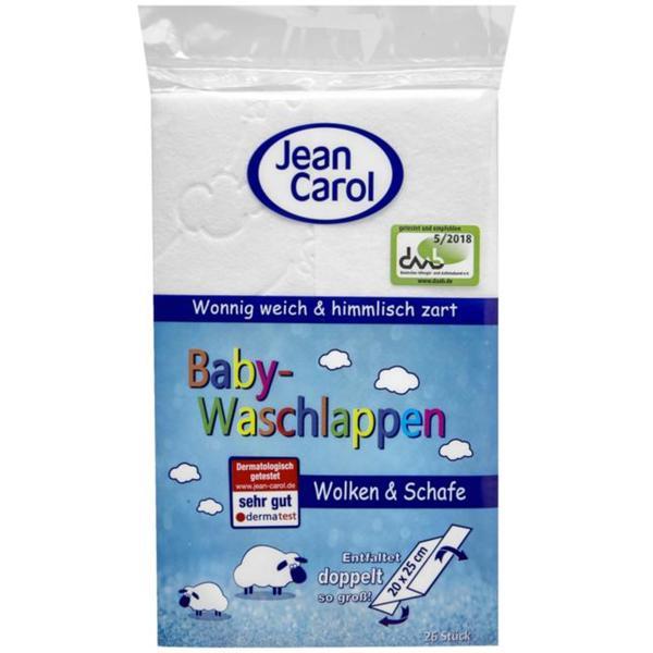 Jean Carol Baby-Waschlappen