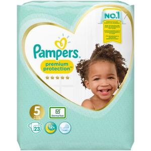 Pampers Windeln premium protection Gr. 5 (11-16 kg)