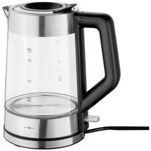 IDEENWELT Easy-Fill-Wasserkocher schwarz