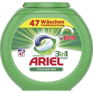 Ariel 3in1 PODS Vollwaschmittel 47 WL 0.28 EUR/1 WL