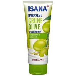 ISANA Handcreme grüne Olive