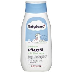Babydream Intensiv Pflegeöl Aloe Vera