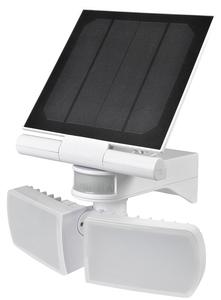 Heitech Solar-LED-Außenleuchte mit Bewegungs-/ Lichtsensor