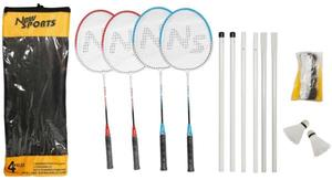 VEDES New Sports Badminton-Set Deluxe