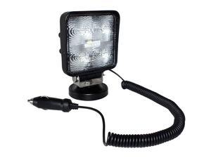 LAS LED Arbeitsscheinwerfer 12 und 24V mit Magnetfuß