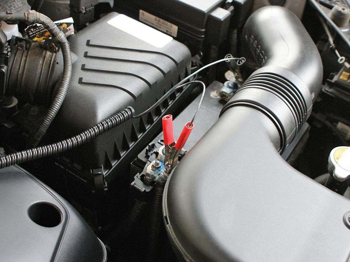 Bild 4 von EUFAB Ölabsaugpumpe 12V