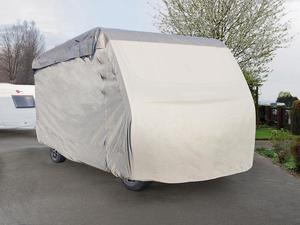 LAS Wohnmobil-Schutzhülle 610 x 235 x 270 cm