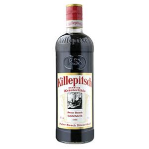Killepitsch 42 % Vol.,  jede 0,7-l-Flasche