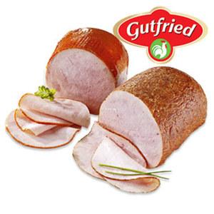 Gutfried  Gourmet Putenbrust gegart, mit oder ohne Paprika, je 100 g