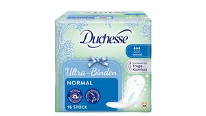 Duchesse Ultra Binden Normal, 16 Stück