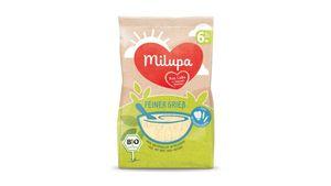 Milupa Getreidebrei Feiner Grieß ab dem 6. Monat