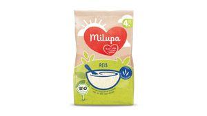 Milupa Getreidebrei Reis nach dem 4. Monat