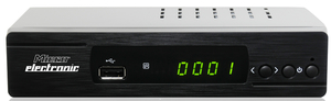 Micro electronic HD Sat-Receiver mit 12V Anschluss 350 Plus