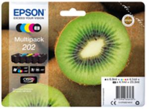 Epson MULTIPACK 5-FARBIG 202 C13T02E74010