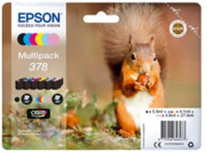 Epson MULTIPACK 6-FARBIG 378 C13T37884010