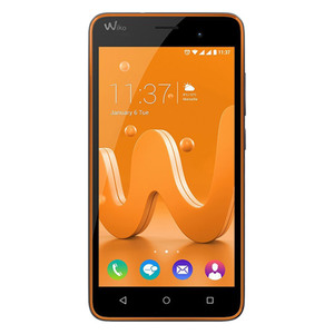 Wiko Jerry Dual-SIM 16GB SF orange/space-grey