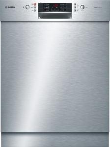 Bosch Unterbau-Geschirrspüler SMU46IS14E, Edelstahl, 60cm, SuperSilence Geschirrspüler, Energieklasse A+++