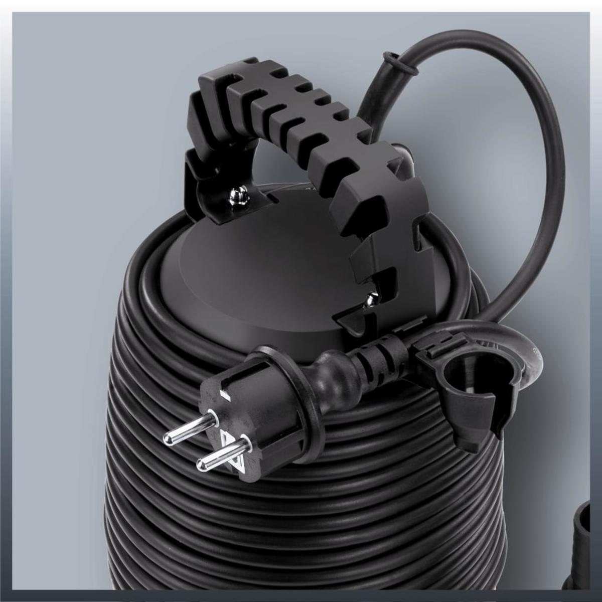 Bild 3 von Einhell Schmutzwasserpumpe GC-DP 7835, Leistung 780 Watt, Fördermenge max. 15700 l/h, 4170682
