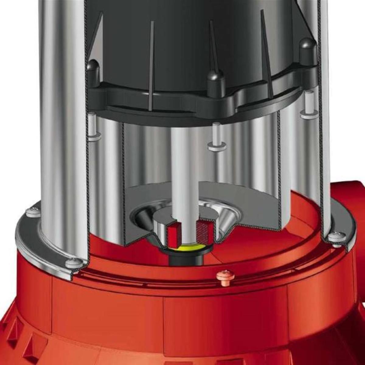 Bild 3 von Einhell Schmutzwasserpumpe GC-DP 1020 N, Leistung 1000 Watt, Fördermenge max. 18000 l/h, Förderhöhe max. 9 m, 4170773