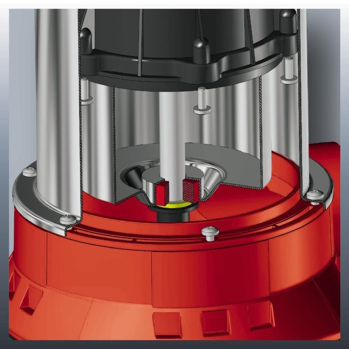 Bild 2 von Einhell Schmutzwasserpumpe GE-DP 3925 ECO, Leistung 390 Watt, Fördermenge max. 10000 l/h, 4170710