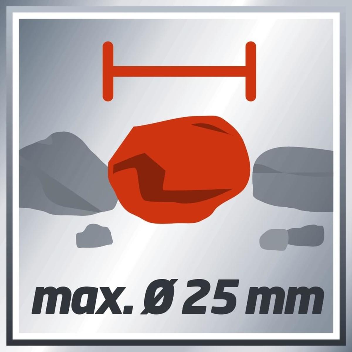 Bild 4 von Einhell Schmutzwasserpumpe GE-DP 3925 ECO, Leistung 390 Watt, Fördermenge max. 10000 l/h, 4170710