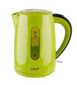 Korona Wasserkocher 1,7 Liter, Farbe Grün