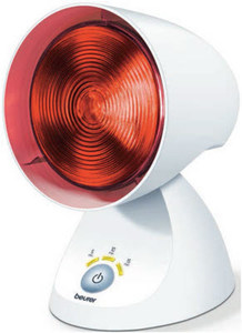 Beurer IL 35 Infrarotlampe weiß