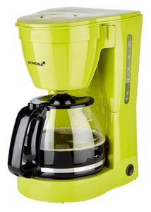 Korona Filterkaffeemaschine 1,5  für gemahlenen Kaffee, 800 W, Farbe Grün