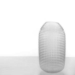 Dragimex, Vase, klar, 15 Ø x 29,5 cm H, 57756