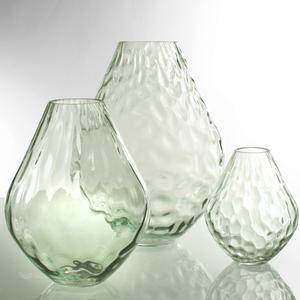 Dragimex, Vase, grün, 23 x 29 cm H, 63474