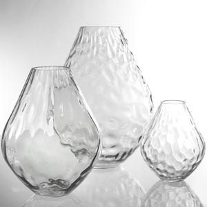 Dragimex, Vase, grau, 16 x 23 cm H, 63470