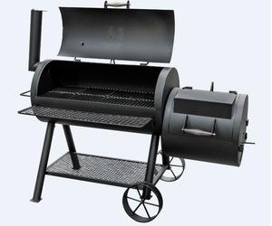 Smoker XXL mit extra großer Grillfläche - Grillfläche ca. 104 cm breit