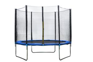 Gartentrampolin-Set inkl. Sicherheitsnetz außen Ø 244cm