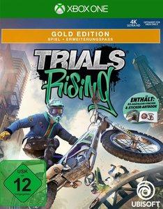 Trials Rising Gold Edition [XONE]