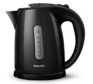 Philips Wasserkocher HD 4647/20, schwarz