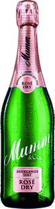 Mumm Rose Dry Jahrgang 0,75 l 11,5% vol.