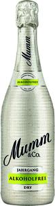 Mumm Dry Alkoholfrei Jahrgang 0,75 l