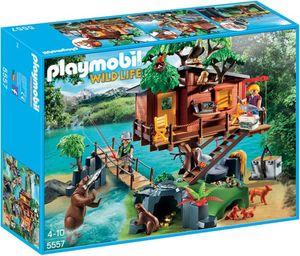 PLAYMOBIL® 5557 - Abenteuer Baumhaus - Playmobil Wild Life