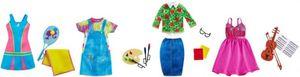 Barbie - Berufsoutfit - verschiedene Outfits