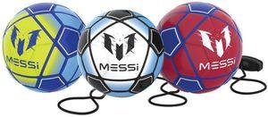 Messi Trainingsball mit Halteschnur - Ø ca. 19,5 cm - 1 Stück - ab 4 Jahren