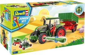 Revell Junior Kit 00817 - Traktor mit Anhänger - Bausatz